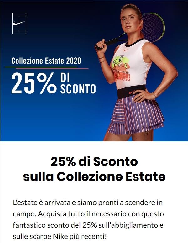 Sconti del 20% sulla collezione estiva 20200627