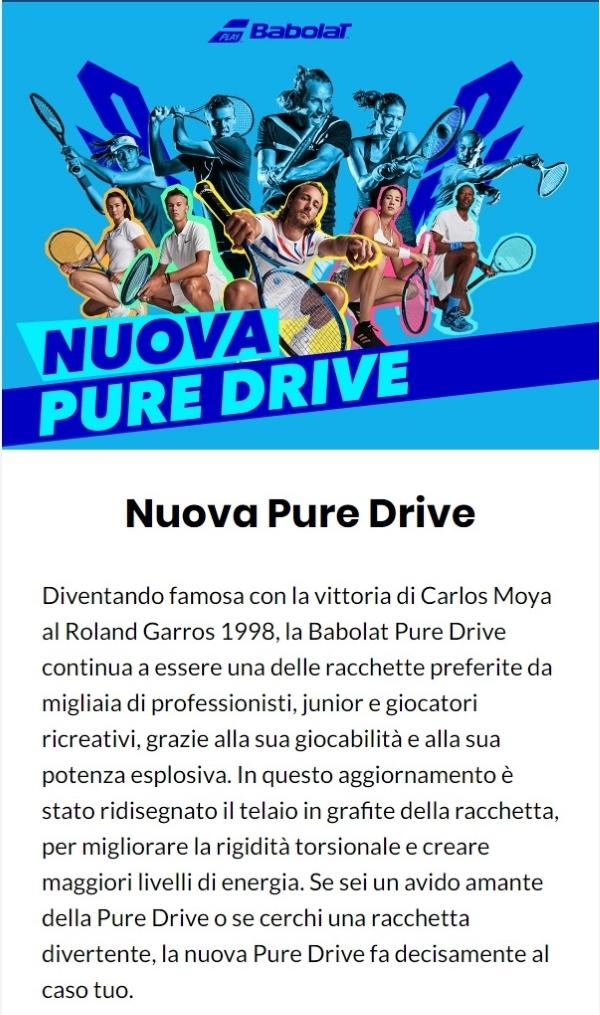 Nuova Babolat Pure Drive 20200924_3