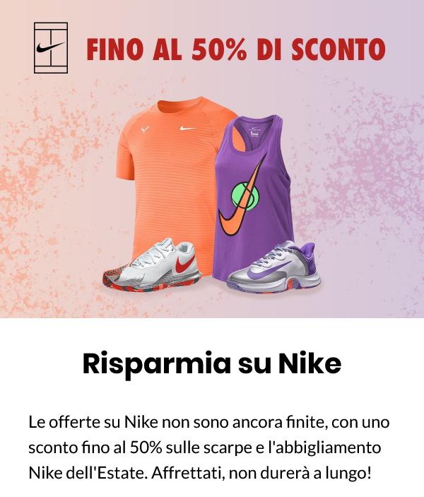 Nike GT Turbo in offerta e sconti fino al 50% su TWE 210902-2